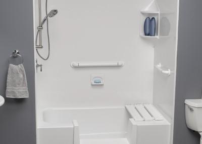 Acrylic Bath & Wall Liners | Pristine Countertops