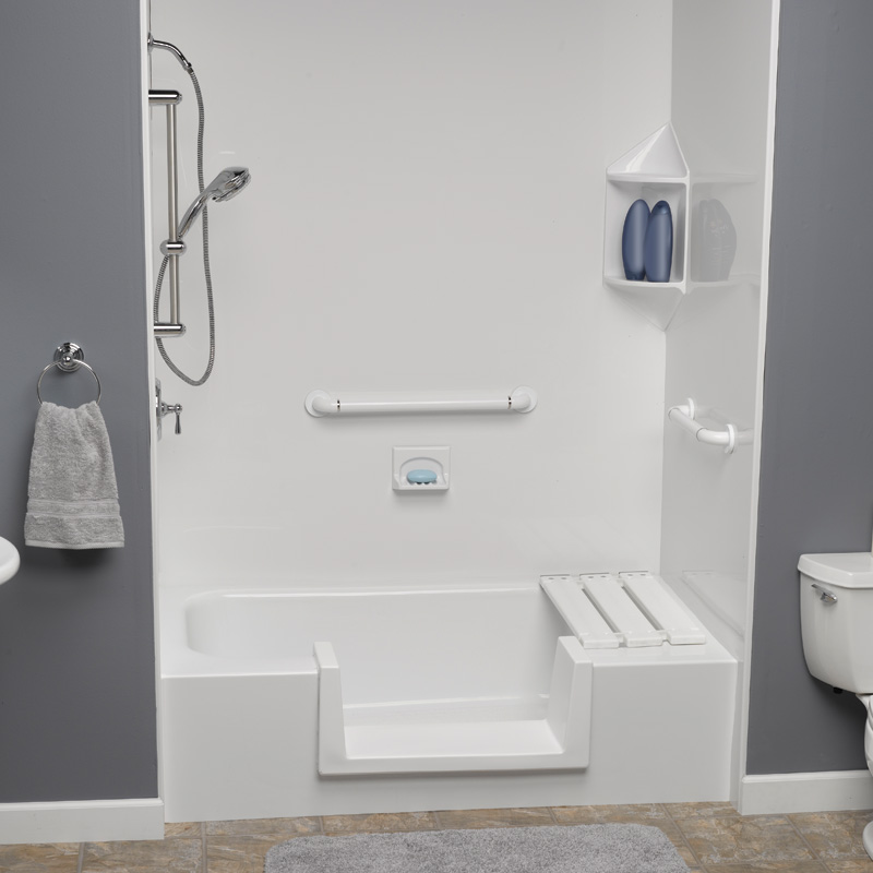 Acrylic Bath Wall Liners Pristine Countertops