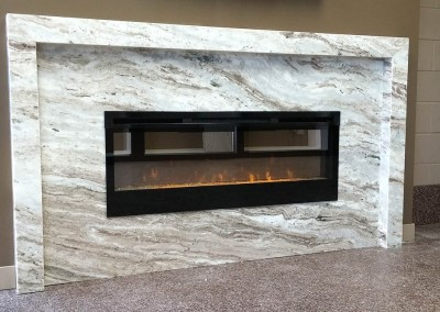 showroom-_0011_Showroom Fireplace-granite